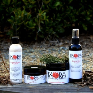 Ixora Botanical Beauty Essential Pack